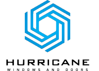 Hurricane Windows & Doors Logo